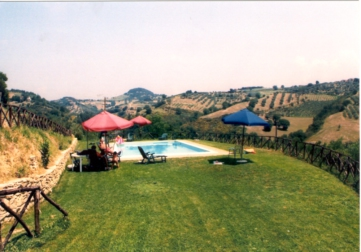 Agriturismo in Perugia mit Pool